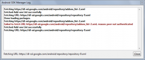 2-proxy-sdk-manager-error