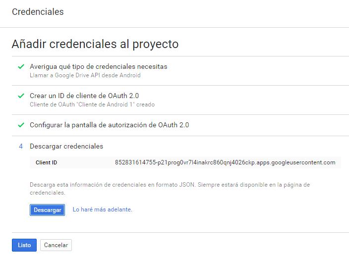 Google Drive en Android (1) | sgoliver net
